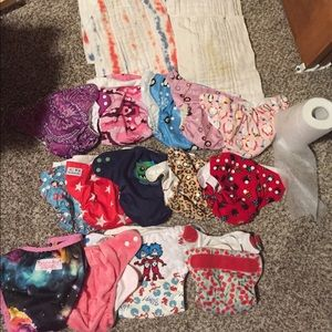 Other - Cloth diaper lot